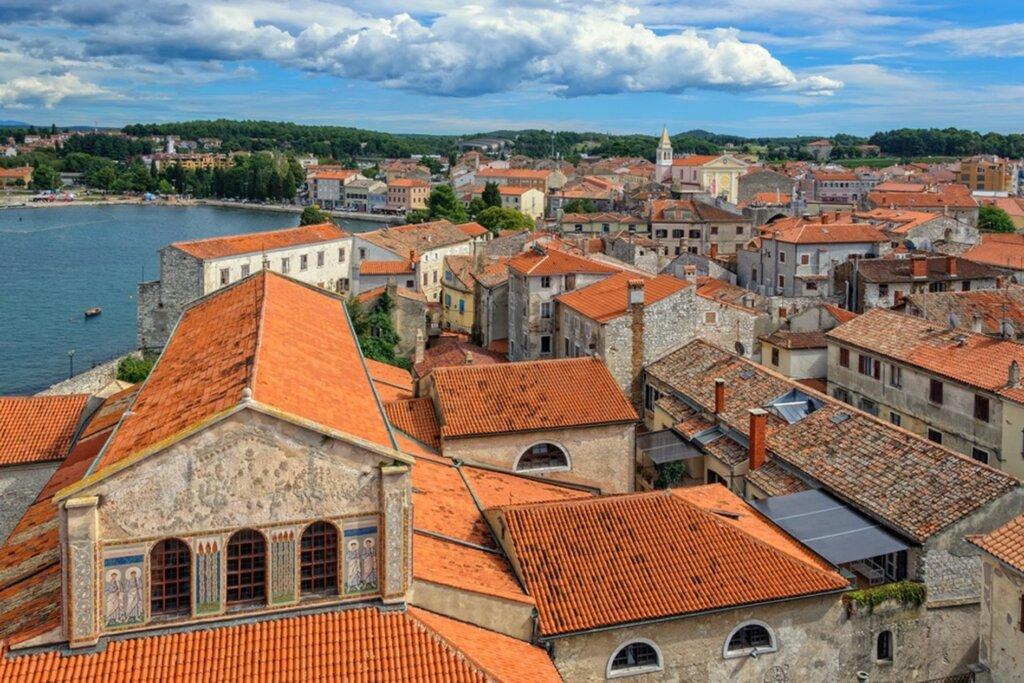 Oude stadscentrum Porec