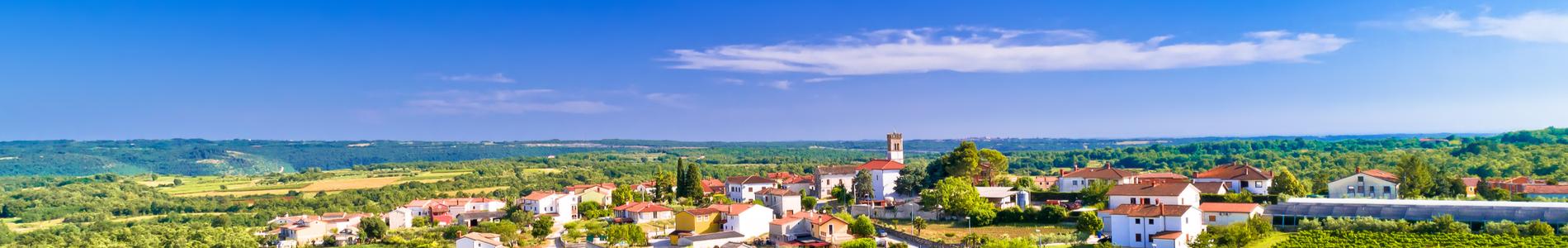 weer in Istrië